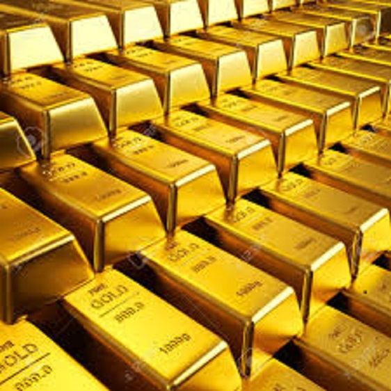 Gold eases as stronger dollar, higher yields weigh