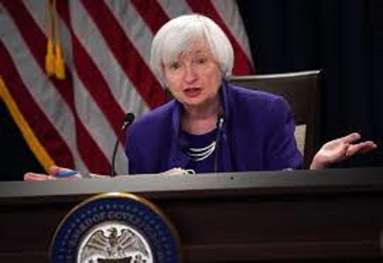 Biden picks Janet Yellen for treasury secretary